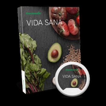 Pack Libro digital + papel - Vida sana