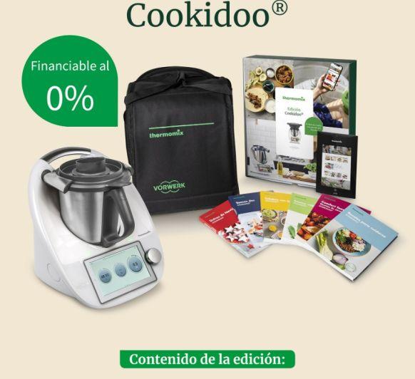 Edición Cookidoo al 0%, una oportunidad de disfrutar de Thermomix®