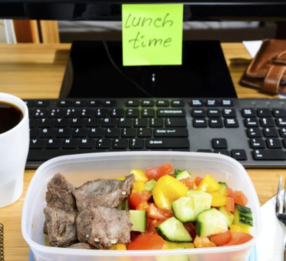 5 propuestas de menús para llevar al trabajo con Thermomix®