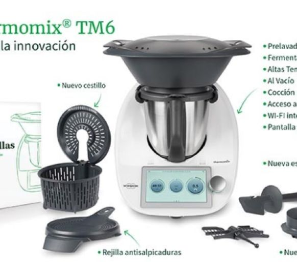 Thermomix® TM6™ ''Siente la Innovación''