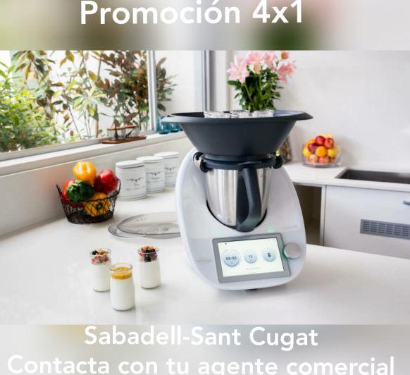Promoción 4X1 CONSIGUE TU Thermomix® SIN PAGAR!