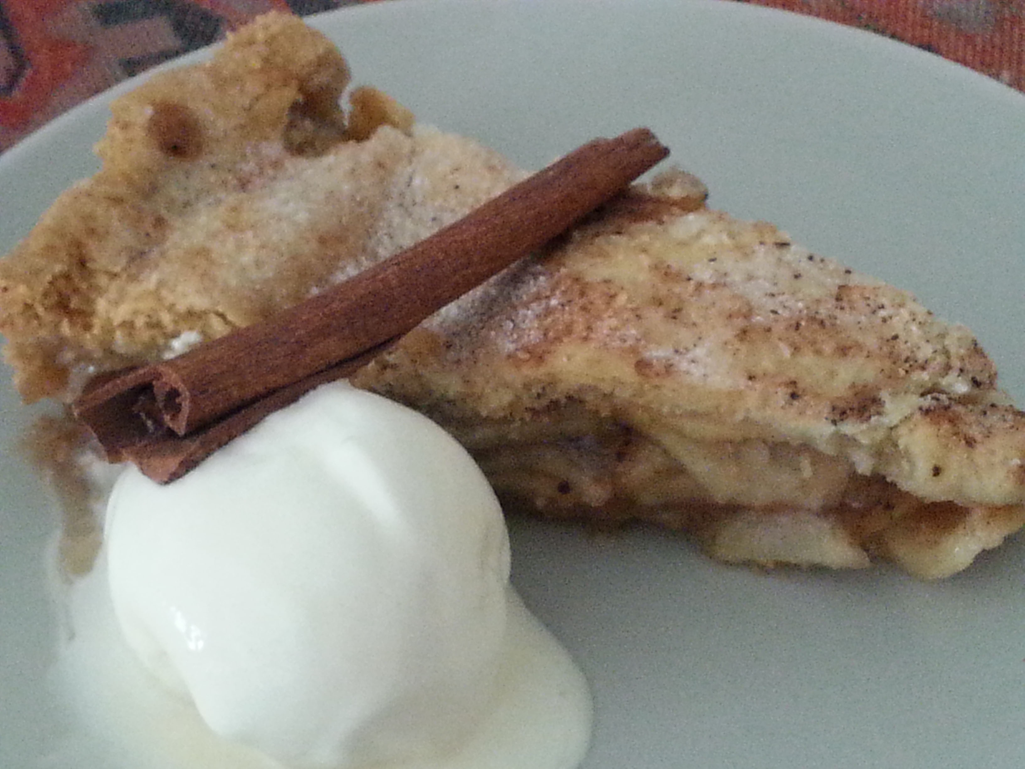 APPLE PIE CON Thermomix®
