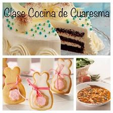Clase de cocina de Cuaresma
