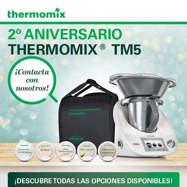 2ª ANIVERSARIO Thermomix®