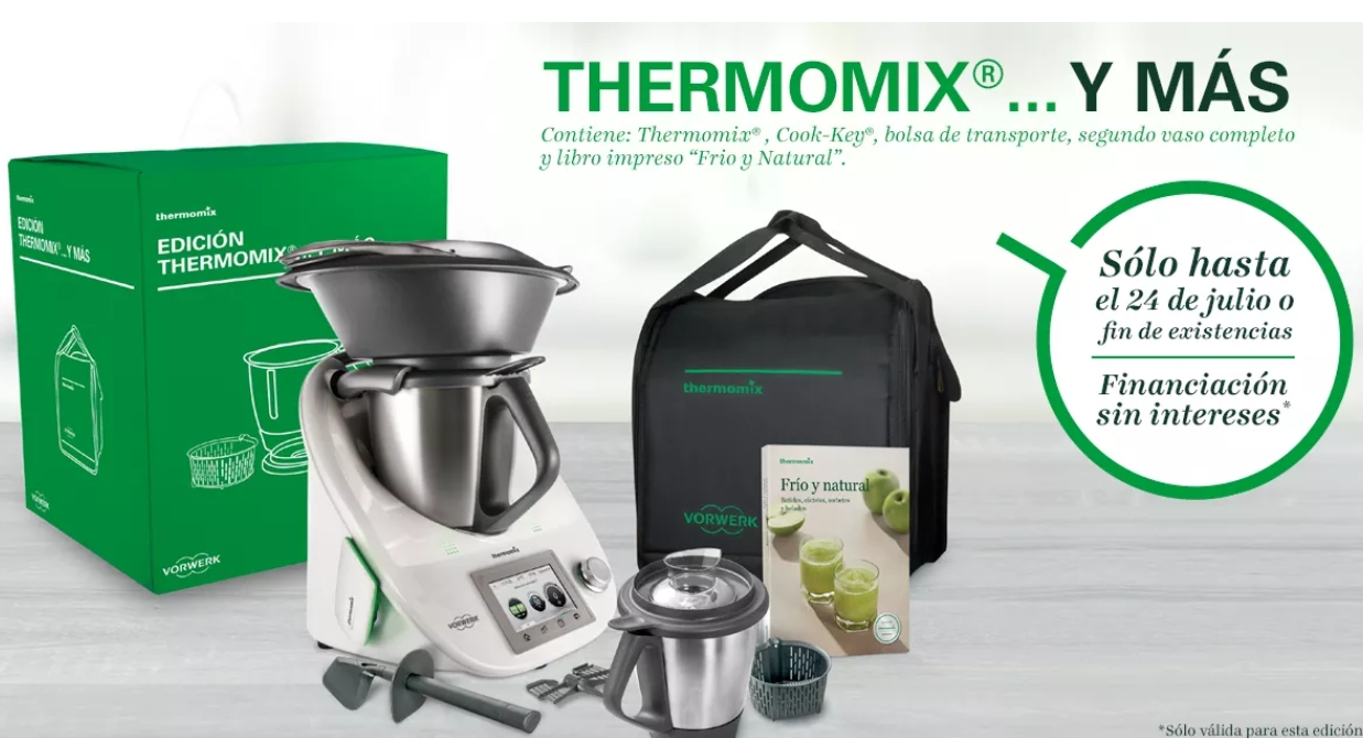 Thermomix® Y MAS.....