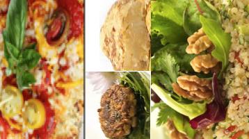 Clase Vegana-Vegetaria