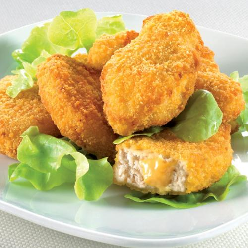 NUGGETS DE POLLO CON Thermomix®
