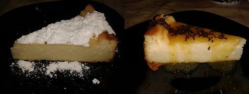 Mi perfecto pastel de queso...