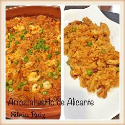 Arroz al estilo de Alicante