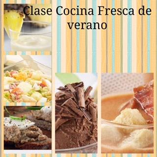 Clase Cocina Fresca de verano