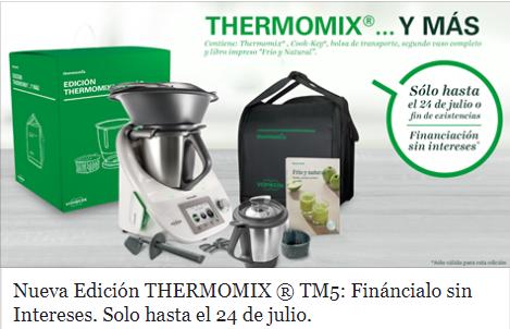 Thermomix® ESTA DE PROMOCION