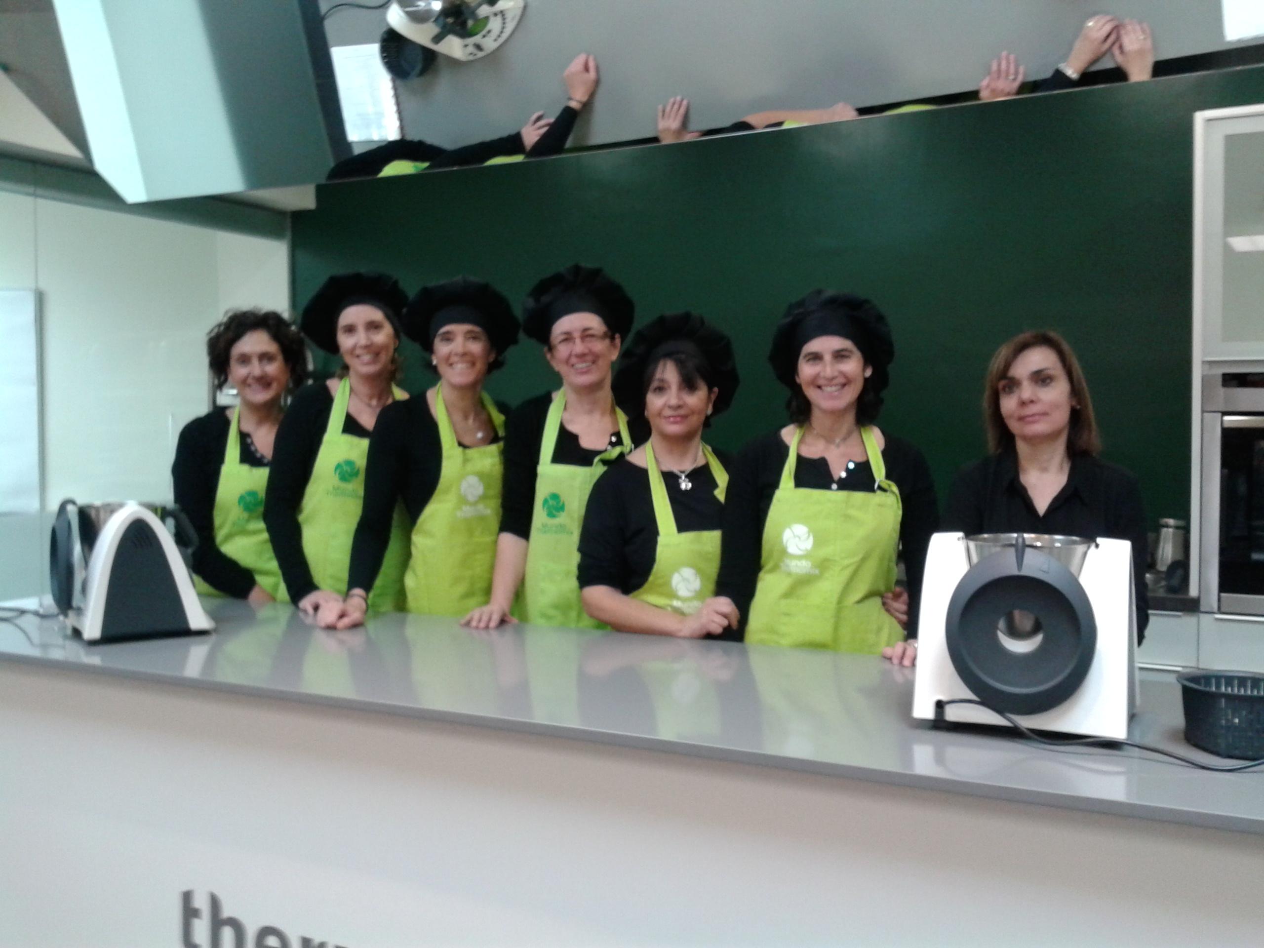 Clases de cocina thermomix sabadell equipo lis noticias blog blog de elisabet romaguera - Cursos de cocina sabadell ...