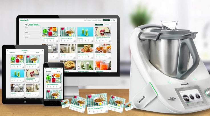 Nueva plataforma de recetas: COOKIDOO