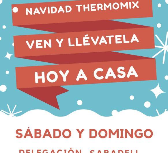 Navidad Thermomix® , ven y llévatela a casa!