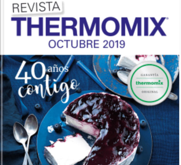 Thermomix® Magazine! Ya en Cookidoo