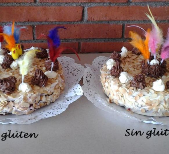 Mona de Pascua (Sin Gluten)