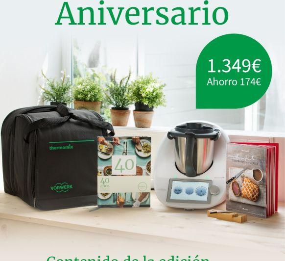 40 años de Thermomix® España!!!