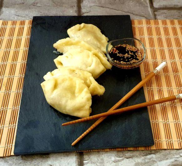 Gyozas (empanadillas japonesas)