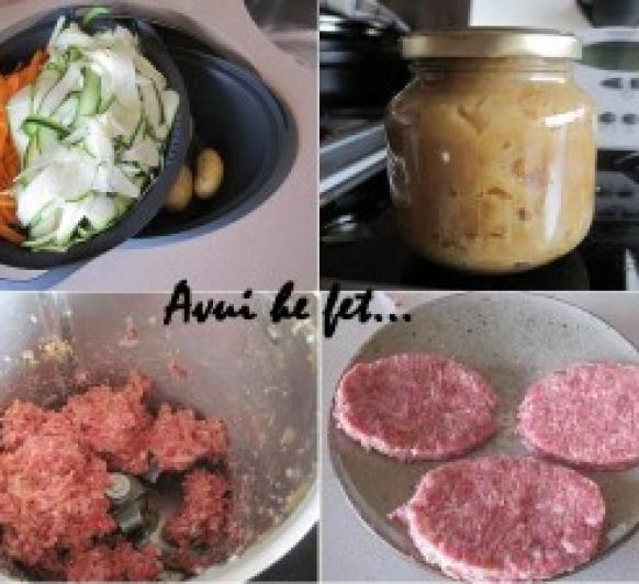 Cebolla caramelizada + varoma (Plato completo)