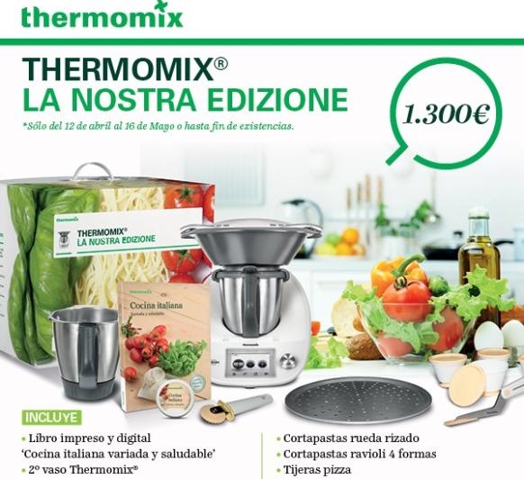 Maravillosa edición para el día de la Madre, La Nostra Edizione!