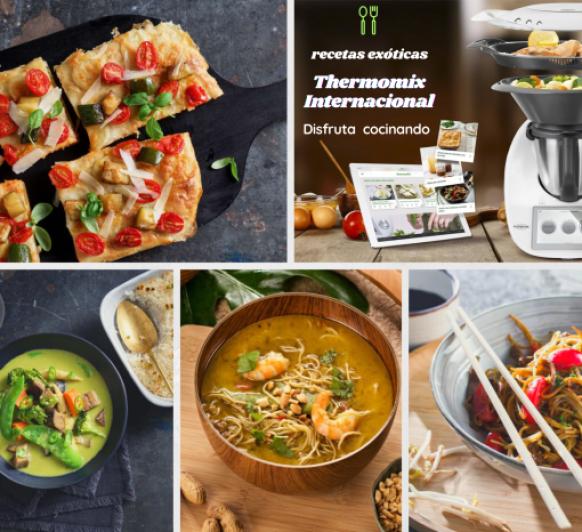 Cookidoo y cocina internacional