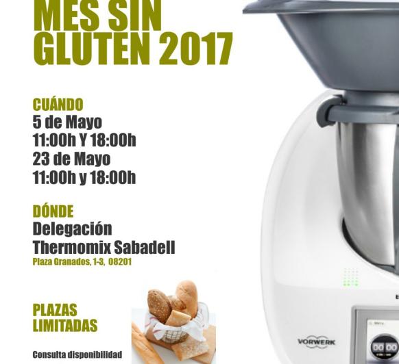 JORNADAS DEL MES SIN GLUTEN 2017