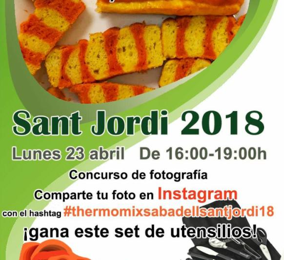 PAN DE SANT JORDI~HAZLO TÚ MISMO!!!!!