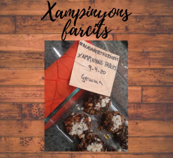 XAMPINYONS FARCITS 09/04/20