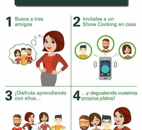 SOLICITA UN SHOWCOOKING BY Thermomix® !!!