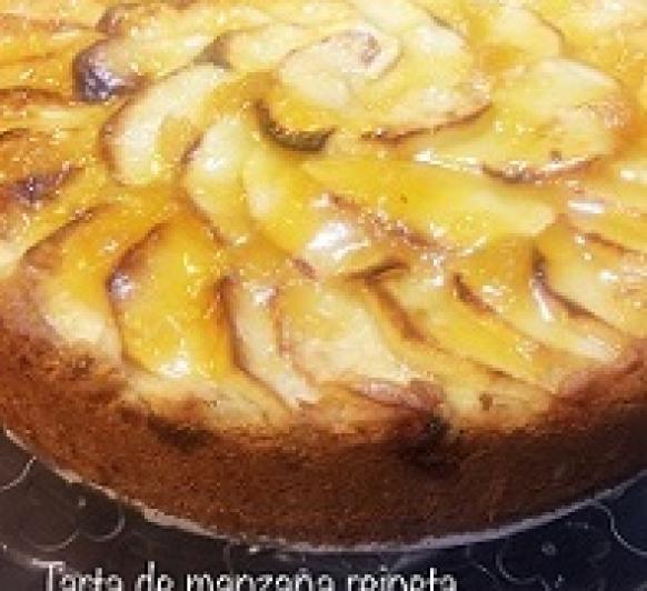 Tarta de manzana reineta