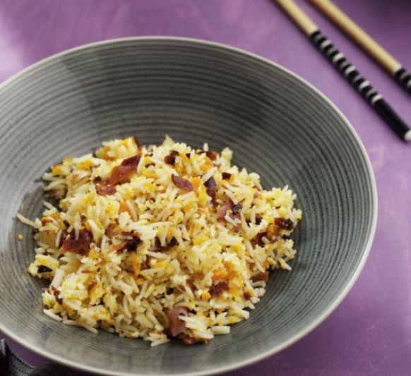 Como hacer arroz asiático con Thermomix®