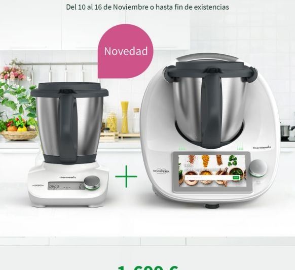 Nueva promo Thermomix® !!!!! Friend edicion!!!!