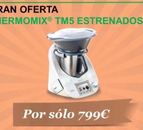 NO TE QUEDES SIN TU Thermomix®