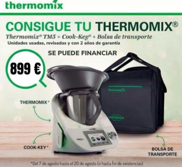 Thermomix® Reestrenados