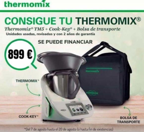 Thermomix® Reestrenados