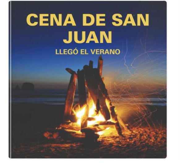 CENA DE SAN JUAN!!!