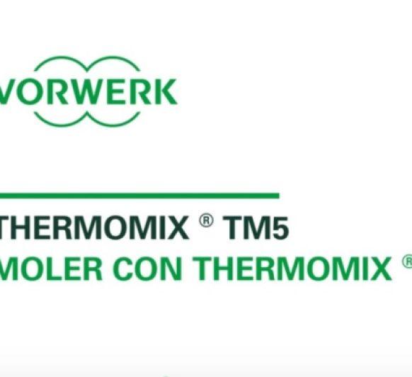 Conoce tu Thermomix® . Trocear 3.