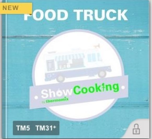 Show cooking FOOD TRUCK