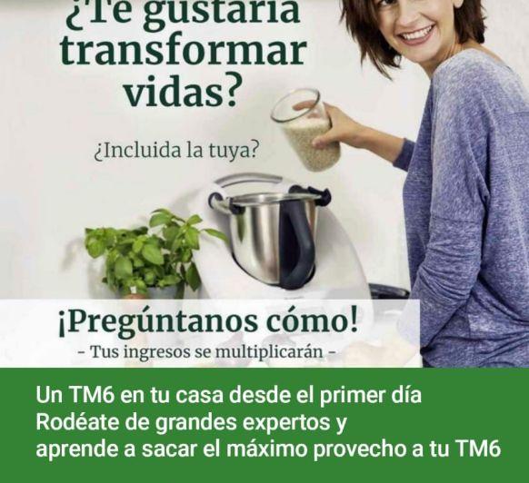 DISFRUTA DE UN TM6 A COSTE 0