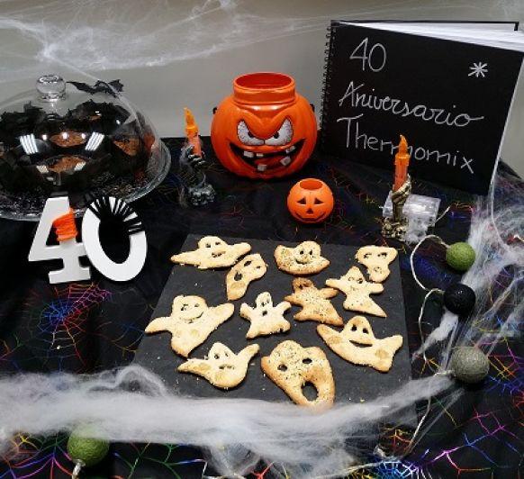 Halloween Aperitivos fantasmales