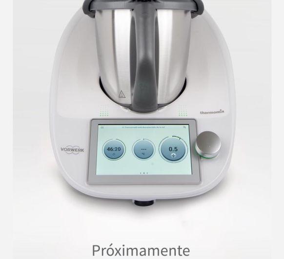 LANZAMIENTO EL NUEVO TM6 DE Thermomix® !!!!