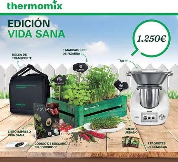 EDICION VIDA SANA CON Thermomix®