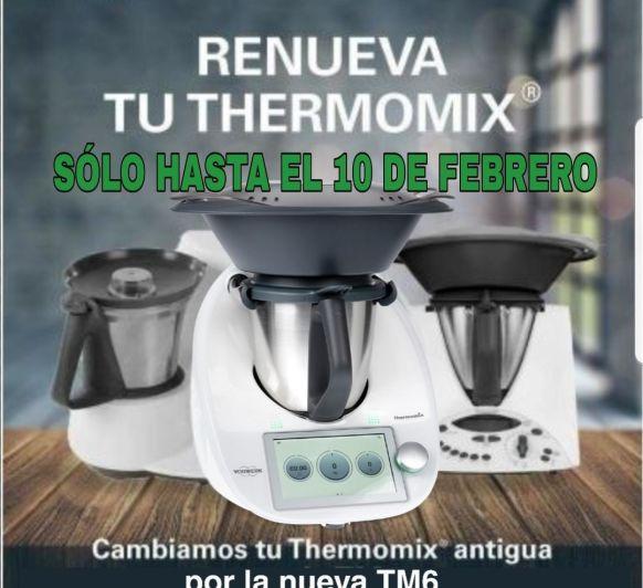 RENUEVA TU Thermomix® !!!!