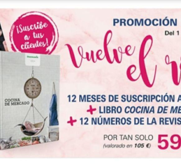 ''PROMOCIÓN ESPECIAL VUELVE EL ROSA'' REVISTA Thermomix®
