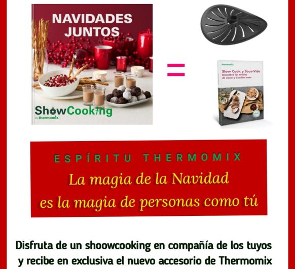 Show cooking nadalenc
