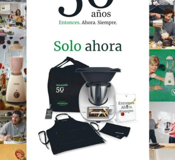 50 AÑOS DE Thermomix® !!! ~TRIPLE 0!!