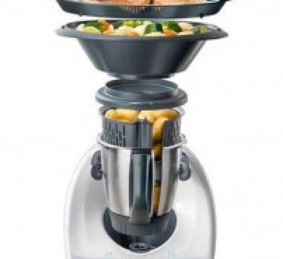 Clase Especial ''Cocina a niveles con Thermomix® ''