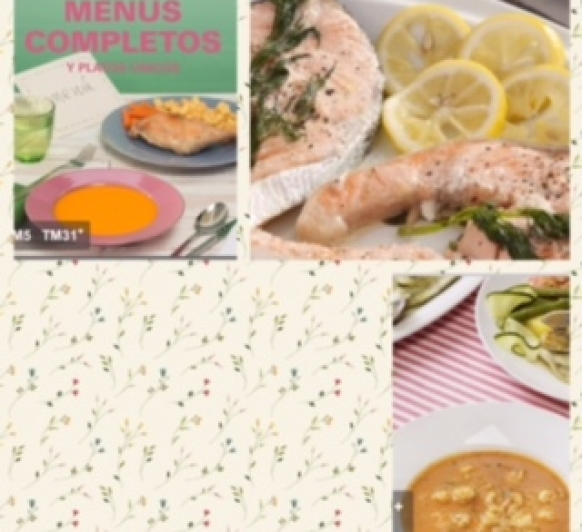 Clase Cocina a 4 niveles