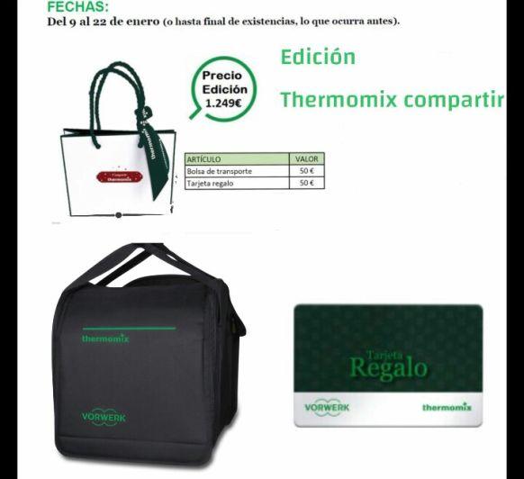EDICIÓN «Thermomix® COMPARTIR»!!!