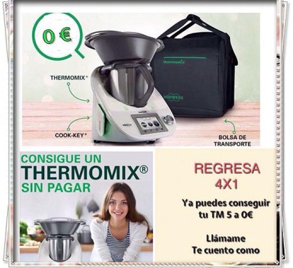 CONSIGUE UN Thermomix® SIN PAGAR